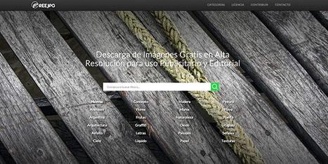 5 bancos de imágenes gratuitas | Fotografia | Scoop.it