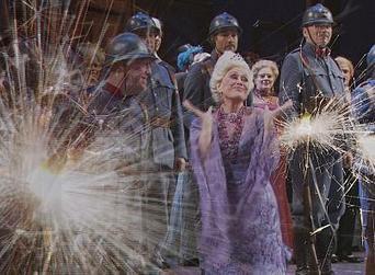 Opéra : Kiri Te Kanawa fête son anniversaire à Covent garden - euronews | #lyrique en art | Scoop.it