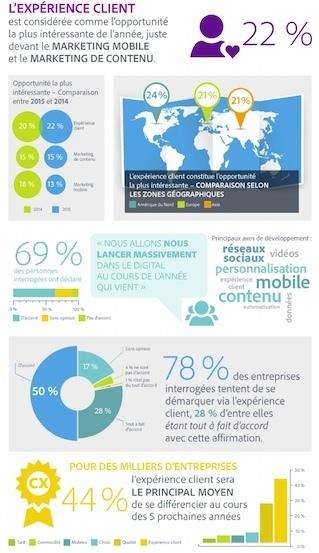 DU PARCOURS UTILISATEURS VERS L'EXPERIENCE CLIENT | Développement Marketing | Scoop.it