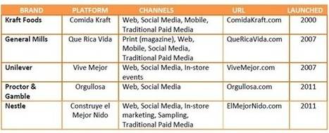 Are Multi-Brand Programs An Effective Way To Engage Hispanics Digitally? 04/05/2012 | #MexicoDigital | Scoop.it