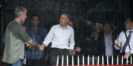 Le très médiatique dîner d'Obama dans unboui-boui au Vietnam | Liên-Viêt Réseau culturel France Vietnam | Scoop.it