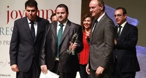 Un joven empresario de Ibi obtiene el Premio Jovempa 2014 | Actividad Jovempa Vinalopó | Scoop.it