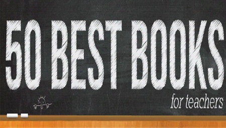 Top 50 books for teachers [Infographic] | Education | Scoop.it