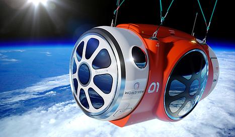 Tourisme spatial, la nouvelle frontière des routards ? | eureka | Scoop.it