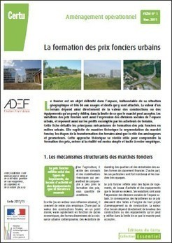 Aménagement opérationnel | Urbanism - TD | Scoop.it