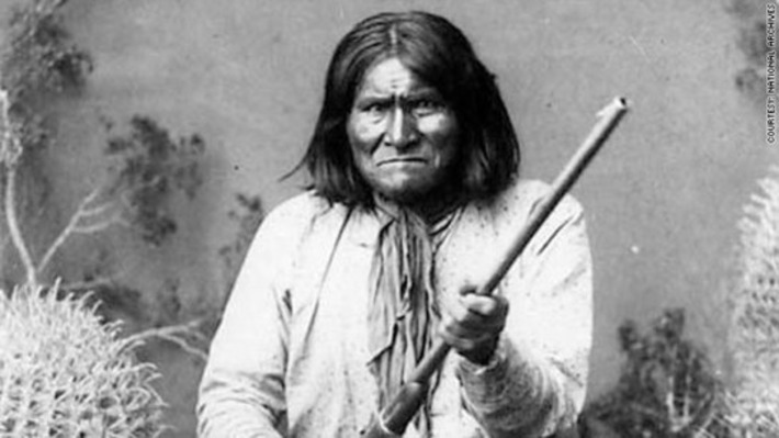 Native History: Geronimo Is Last Native Warrior to Surrender | Indian Country Today | Kiosque du monde : Amériques | Scoop.it