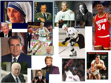Famous people with Atrial Fibrillation | Heart and Vascular Health | Scoop.it