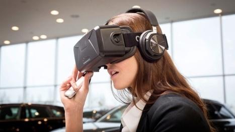 [Nouvelles technologies] Oculus Rift La réalité virtuelle pour choisir son tracteur ou construire sa salle de traite | Monde Agricole | Scoop.it