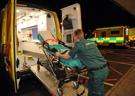 Ambulance trust spends £1.1m on Christmas cover | The Ambulance | Scoop.it