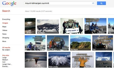 Google +1 Buttons for Image Search Results | Google Sphere | Scoop.it
