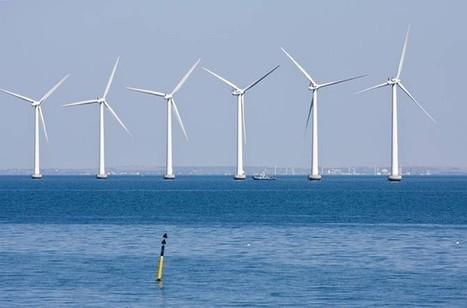 Prometedor sistema para almacenar energía eólica de aerogeneradores marítimos | ISF | Scoop.it