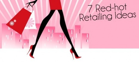 7 red-hot retailing ideas for hair and beauty salons | Hairstylist & Hair Salon Business | Scoop.it