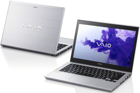 Black Friday Sony VAIO T Series SVT13122CXS 13.3-Inch Ultrabook (Silver) review | JustElite | Gadgets and Gadgets | Scoop.it
