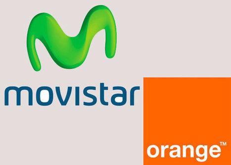 Orange pide la paralización de las nuevas ofertas de Movistar Fusión   Noticias Operadores Telefonía   Scoop.it
