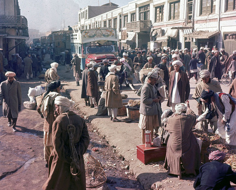 Afghanistan in the 1950s and 60s | Best of Photojournalism | Scoop.it