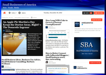 Small Businesses of America News : Tuesday December 18, 2012 ... | Founder : Small Businesses of America | Scoop.it