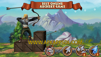 Download Robin Hood Archery Games PVP Apk Mod v1.021 Full Version 2016 - ApkAppsdl.com | Free Download Android Apk and Games | Scoop.it
