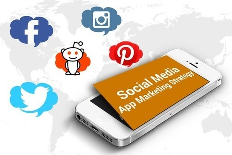 The Holy Grail of Social Media for Mobile App Marketing Strategy | Social Media Today | Creating wealth online. | Scoop.it