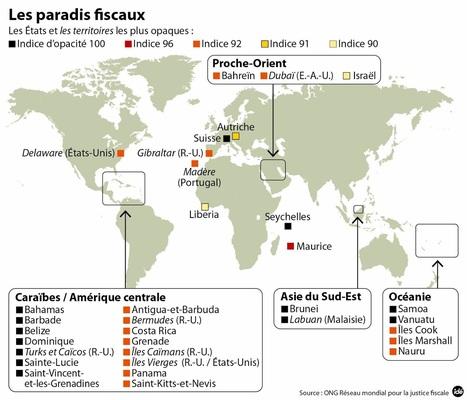 NAMASTE: LA LUTTE CONTRE LES PARADIS FISCAUX : Interview de Gabriel Zucman | Actu Sociale & Politique | Scoop.it
