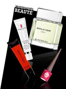 La it list beauté : parfum Givenchy et vernis Lollipops | Fashion & Web | Scoop.it