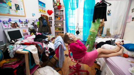 Want your teen to clean her room? Study suggests a positive approach | Kickin' Kickers | Scoop.it