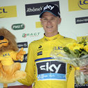 Criterium du Dauphine: Chris Froome wins opening time trial to claim yellow jersey | Chirundu.com Racing & Pro Cycling | Scoop.it