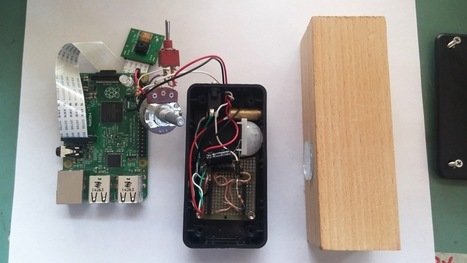 Raspberry Pi 2 and Lasers: The Perfect Dog Monitor   Internet of Things, Wearable, Sensor and Data Technologies | Raspberry Pi | Scoop.it