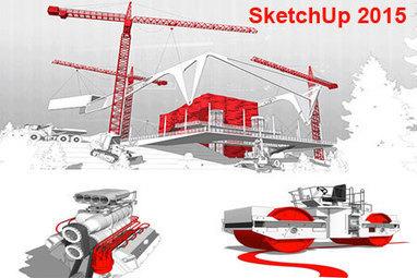 SketchUp 2015 has Just Released | SketchUp Library | Scoop.it