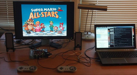 Make Your Own SNES Console with a BeagleBoard and BeagleSNES 0.5 | Arduino, Netduino, Rasperry Pi! | Scoop.it