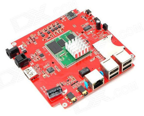 $77.30 SAA-250 Telechips TCC8925 Board | Embedded Systems News | Scoop.it