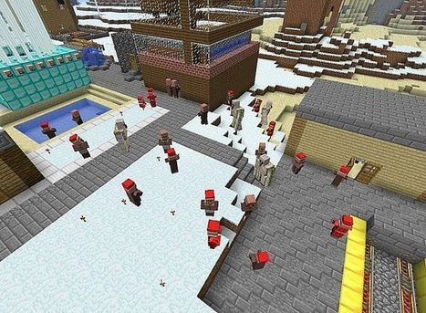 Christmas Resource pack 2013 1.7.4/1.7.2/1.6.4 | Minecraft Resource Packs | Minecraft Resource Packs 1.7.10, 1.7.2 | Scoop.it