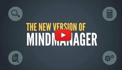 [Video] Mindjet revient au devant de la scène avec MindManager 14 | MOOC Francophone | Scoop.it
