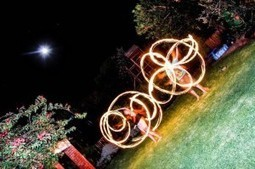 Fire dancers in Cape Town, Fire poi and Fire hula hoop dancers   Fire Dancing   Scoop.it