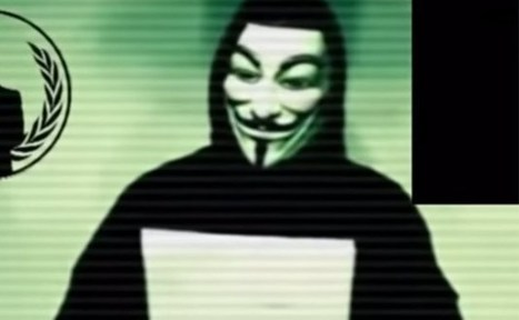 Anonymous meteen in de aanval: al 900 Twitter-accounts geblokkeerd | Web 2.0 et société | Scoop.it