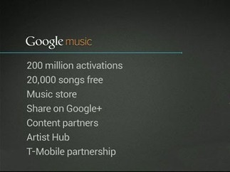 Google Music's Artist Hub Asks Artists to Bring the Wheel and Inflate It, Too | Music business | Scoop.it