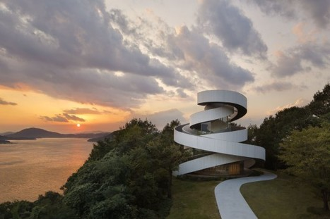 Ribbon Chapel / NAP Architects | sustainable architecture | Scoop.it