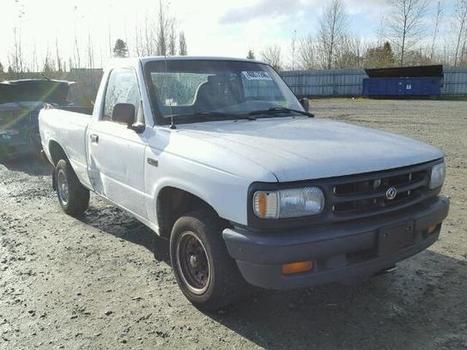 1997 white Mazda B2300 on Sale in North Seattle, WA | Online Auto Sale | Scoop.it
