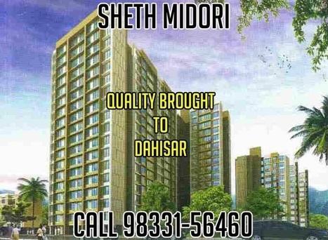 Dahisar Midori | Real Estate | Scoop.it