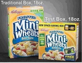 A Cereal Box Of A Different Shape   Sunrise Packaging Blog   8th Grade STEM   Scoop.it