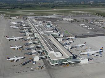 Munich Airport installs energy saving technology at terminal | EcoFriendlyFlying | Scoop.it