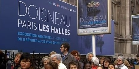 Un vent de Doisneaumania souffle sur Paris | Culturebox | PhotoActu | Scoop.it