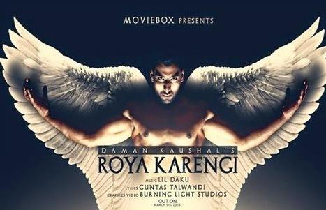 Roya Karegi Lyrics - Daman Kaushal Video Song | Hindi Song Lyrics | Scoop.it