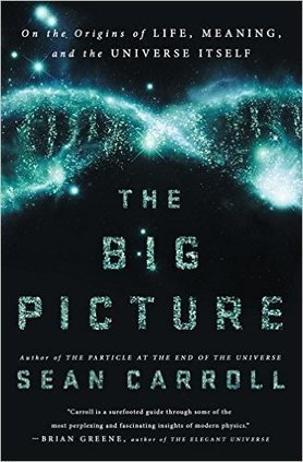 Sean Carroll's upcoming complexity-related book The Big Picture: On the Origins of Life, Meaning, and the Universe Itself | CxBooks | Scoop.it