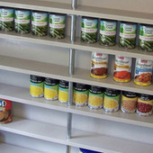Build an Affordable, Custom Pantry Shelving System with Pipes | Manual Stackers | Scoop.it