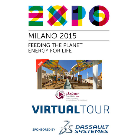 Visite virtuielle de l'EXPO 2015 - Virtual Tourde Milan, avec Dassault Systemes | Clic France | Scoop.it