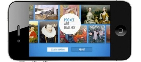 Art Gallery Apps – Exploring the Historical World through Mobile Digital Technology | Les musées à l'ère numérique | Scoop.it