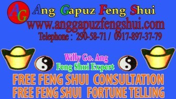 FENG SHUI CONSULTANCY MR. ANG MANILA FREE CONSULTATION | PHILIPPINE FENG SHUI EXPERT MR. ANG OFFER FREE CONSULTATION | Scoop.it