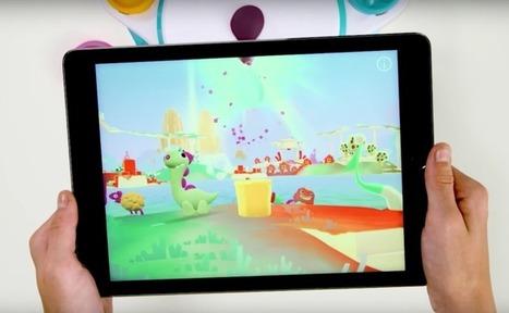 Hands-on with Play-Doh Touch, the app that brings kids' creations tolife | Valores y tecnología en la buena educación | Scoop.it