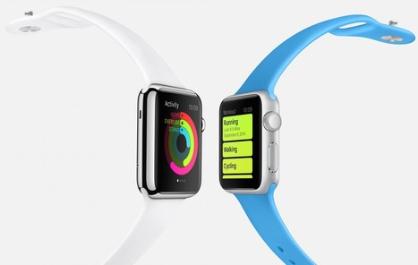 A Doctor's Take On The Apple Watch | eSalud Social Media | Scoop.it
