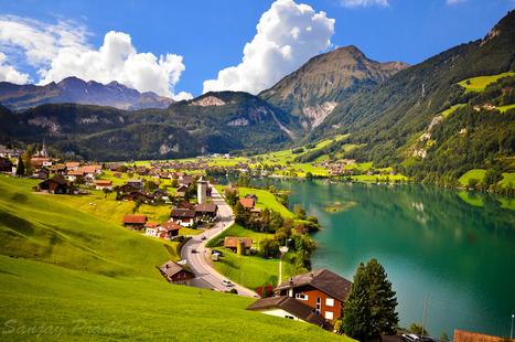 Photos of the Day: Tranquil Switzerland | DashBurst | Interesting posts | Scoop.it